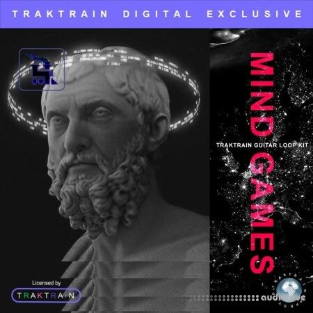 TrakTrain Mind Games Traktrain Guitar Loop Kit