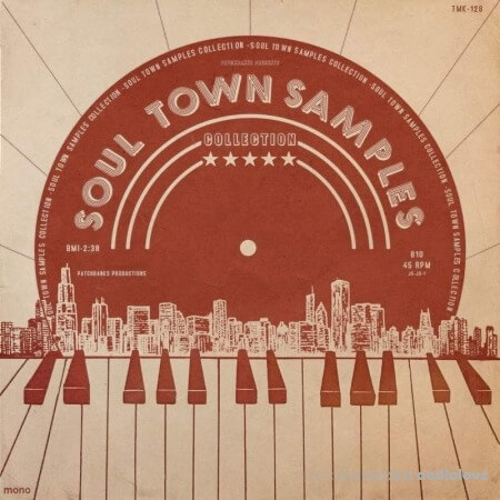 Patchbanks Soul Town Samples