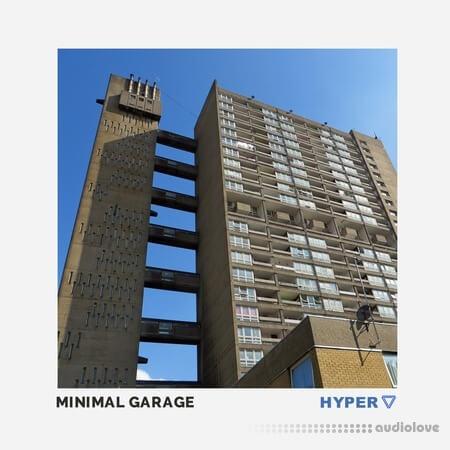 Hyper Minimal Garage