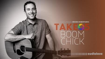 Truefire Brooks Robertson Take 5 Boom Chick Fingerstyle