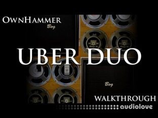 OwnHammer Impulse Response Libraries UberDuo