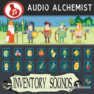 Audio Alchemist Inventory Sounds