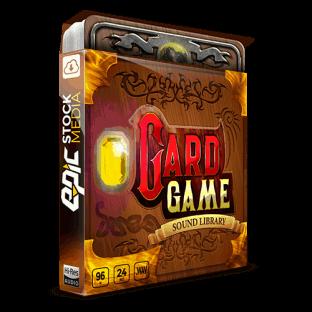 Epic Stock Media Card Game