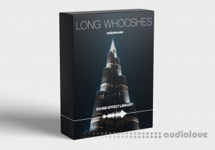 FCPX Full Access Long Whooshes (vol.1) SFX Library