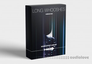 FCPX Full Access Long Whooshes (vol.2) SFX Library