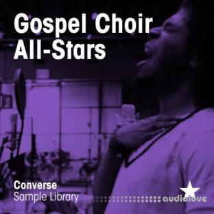Converse Sample Library Gospel Choir All Stars