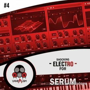 Vandalism Shocking Electro For Serum 4