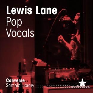Converse Sample Library Lewis Lane Pop Vocals