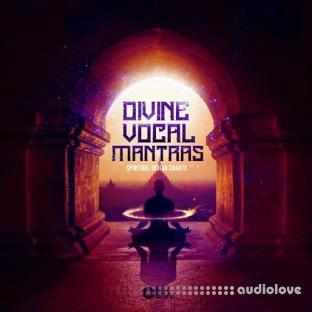Black Octopus Sound Divine Vocal Mantras Spiritual Indian Chants