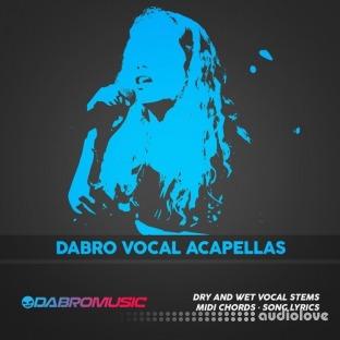 DABRO Music Dabro Vocal Acapellas