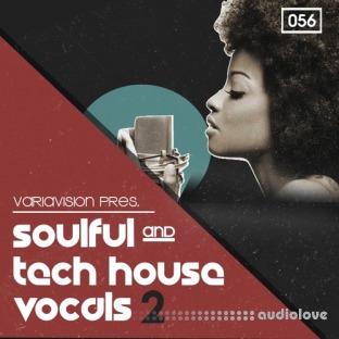 Bingoshakerz Soulful And Tech House Vocals 2