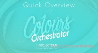 ProjectSAM Colours Orchestrator