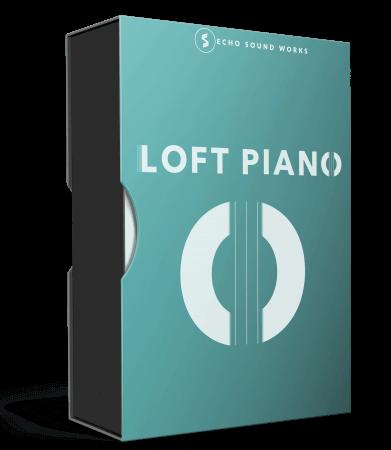 Echo Sound Works Loft Piano Update 3 KONTAKT