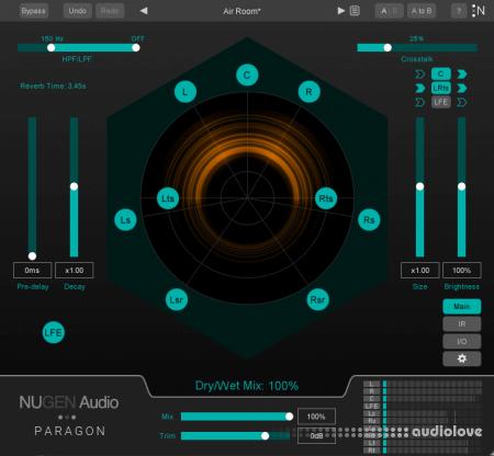 NUGEN Audio Paragon 1.1.1.2 WiN