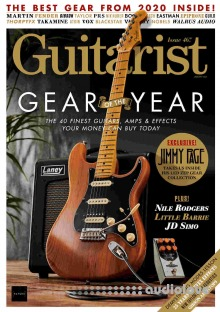 Guitarist - January 2021