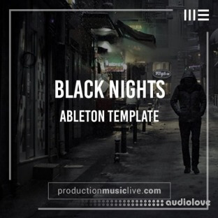 Production Music Live Black Nights Ableton Template
