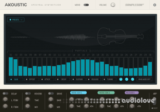 Sampleson Akoustic Spectral Synthesizer