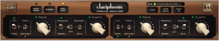 Kush Audio Clariphonic DSP MKII v1.3.0 WiN