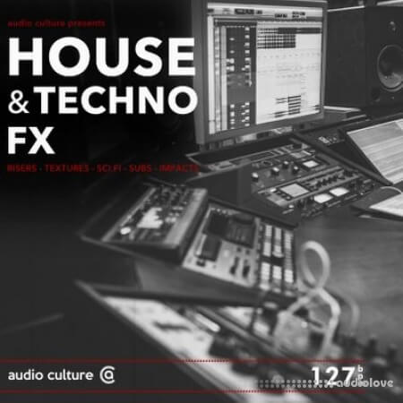 Audio Culture House and Techno FX