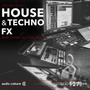 Audio Culture House and Techno FX