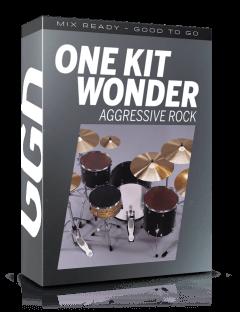 Getgood Drums One Kit Wonder Aggressive Rock