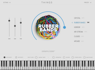 Sampleson Things Intuitive Synthesizer