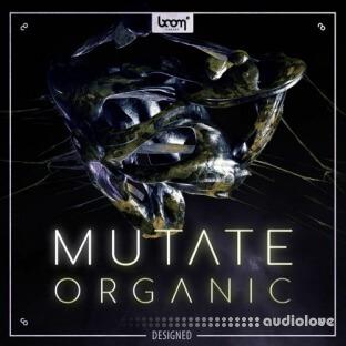 Boom Library Mutate Organic Designed