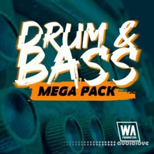 WA Production Drum and Bass Mega Pack
