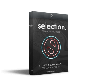 The Producer School Selection for Serum and Sylenth1