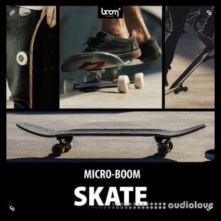 Boom Library Skate
