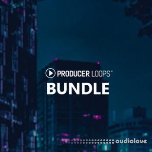 Producer Loops BUNDLE 21-in-1