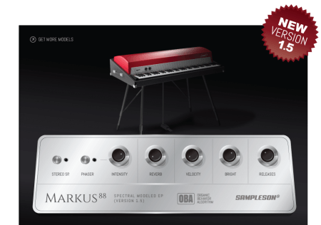 Sampleson Markus 88 v1.5.2 RETAiL WiN MacOSX