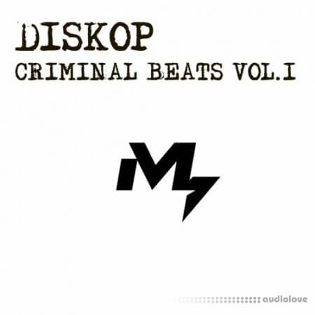 Sample Market DISKOP Criminal Beats Vol.1