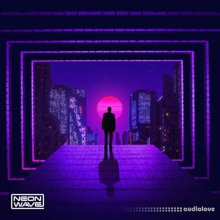 Neon Wave Cyber Sci-Fi Retro Cinematic