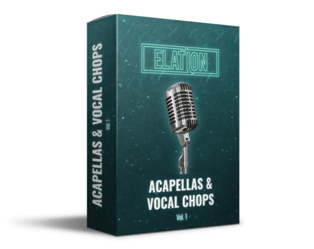 Elation Sounds Acappelas and Vocal Chops Vol.1