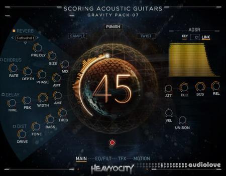 Heavyocity Scoring Acoustic Guitars