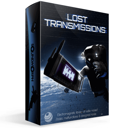 SoundMorph Lost Transmissions WAV KONTAKT