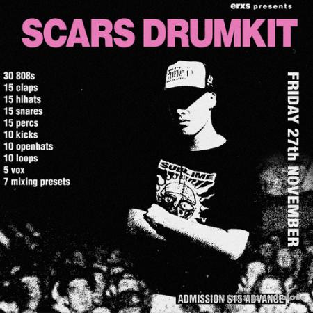 ERXS Scars (drumkit)