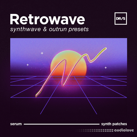 DefRock Sounds Retrowave Serum Presets
