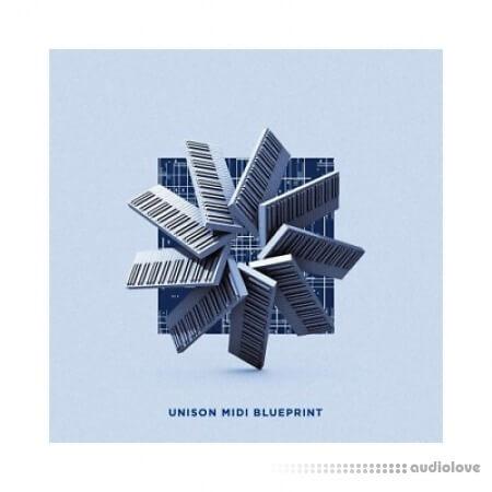 Unison MIDI Drum Blueprint + Bonuses