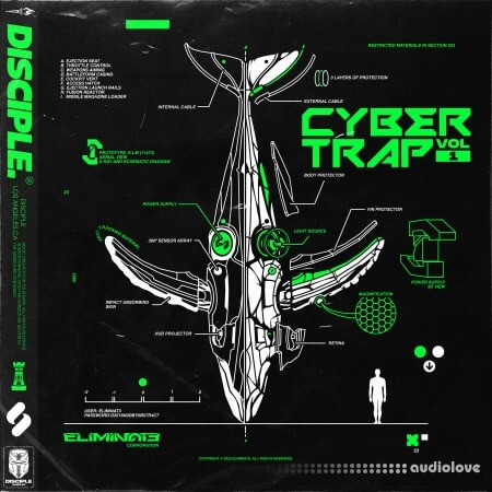 Disciple Samples Eliminate Cyber Trap Vol.1