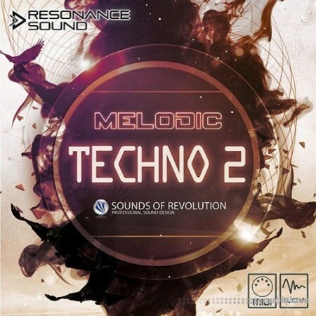 Sounds Of Revolution Melodic Techno 2 WAV MiDi