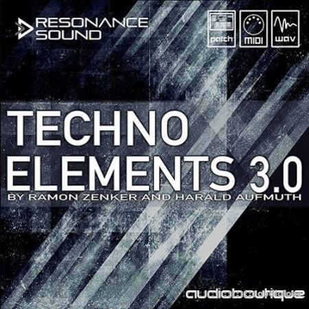 Audio Boutique Techno Elements 3.0