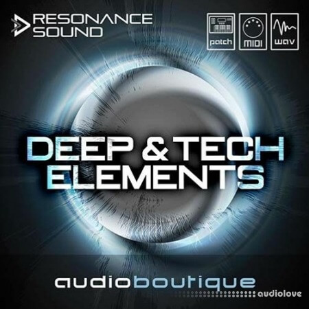 Audio Boutique Deep And Tech Elements