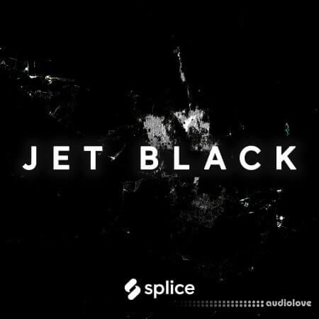 Splice Originals Jet Black Dark Electro