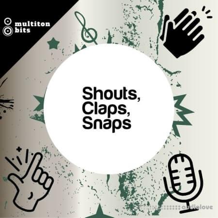 Multiton Bits Shouts Claps Snaps
