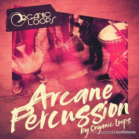 Organic Loops Arcane Percussion