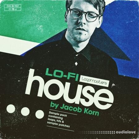 Loopmasters Jacob Korn LoFi House