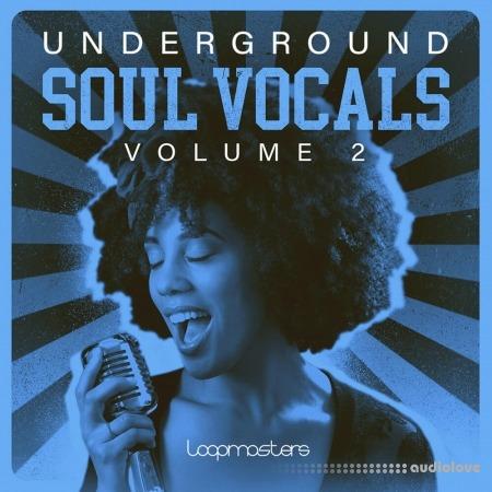Loopmasters Underground Soul Vocals Volume 2