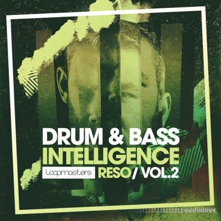 Loopmasters Reso Drum And Bass Intelligence 2